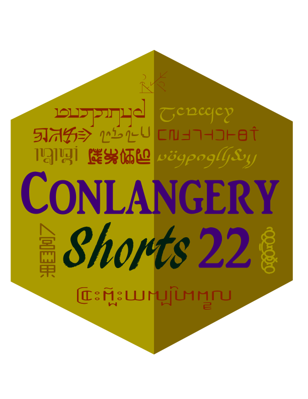 Conlangery Short 22 medallion